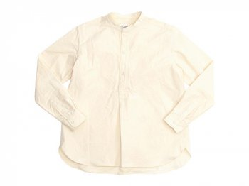 Charpentier de Vaisseau Work Shirt WHITE