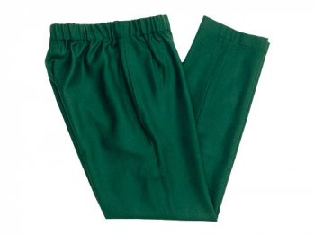 Charpentier de Vaisseau Easy Pants Wool GREEN