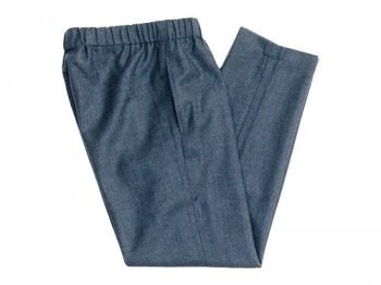 Charpentier de Vaisseau Easy Pants Wool GRAY