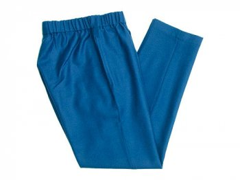 Charpentier de Vaisseau Easy Pants Wool LIGHT BLUE