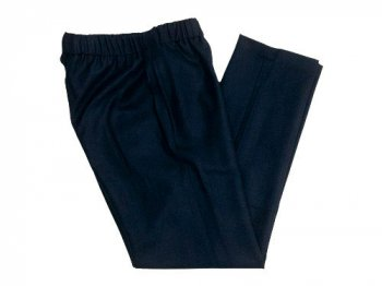 Charpentier de Vaisseau Easy Pants Wool NAVY