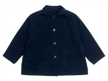 Lin francais d'antan Moreau Short Jacket BLACK
