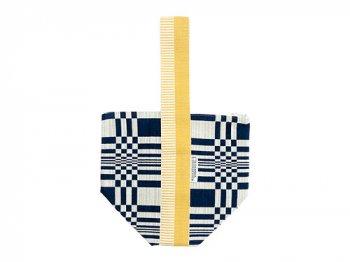 JOHANNA GULLICHSEN Tetra Handbag Doris DARK BLUE