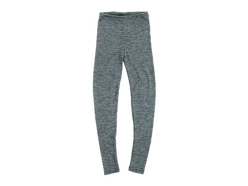 Tam Silk LEGGINGS GRAY