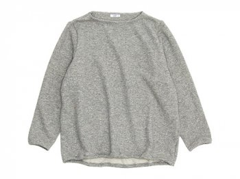 maillot wool sweat trainer TOP GRAY