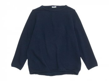 maillot wool sweat trainer NAVY