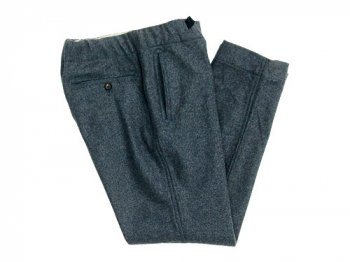 maillot wool easy pants GRAY