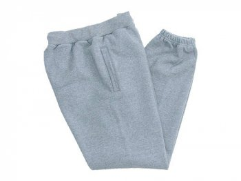 ENDS and MEANS Heavy Sweat Pants GRAY
