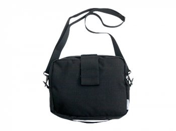 ENDS and MEANS Daytrip Pouch BLACK