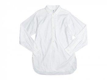 ohh!nisica 長袖オオニシカシャツ WHITE