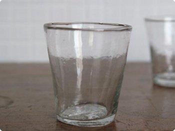 キャンドルグラス クリア 01