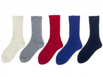LUCKY SOCKS Premium Wool Rib Socks