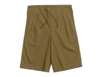 TUKI ghurka shorts 33khaki