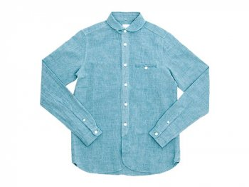 maillot sunset round work shirts GREEN