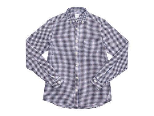maillot sunset gingham B.D. shirts / sunset stripe B.D. shirts