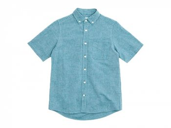 maillot sunset B.D. S/S shirts GREEN