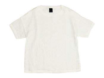 maillot crew neck linen shirts T SHELL