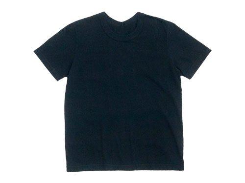 Lin francais d'antan Lurie(ルーリー) Short Sleeve T-shirts BLACK