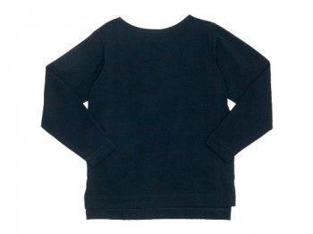 TATAMIZE Boatneck Shirt BLACK