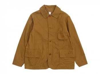 TATAMIZE HUNTING JACKET BROWN