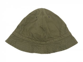 TATAMIZE -TRIM- MOUNTAIN HAT OLIVE HB