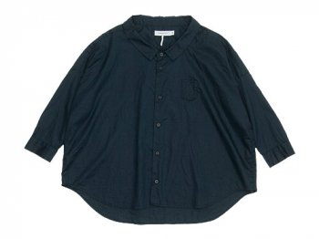 ordinary fits BARBAR SHIRT BLACK