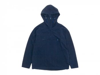 ENDS and MEANS Rain Forest Anorak NAVY