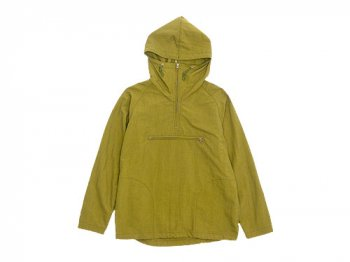 ENDS and MEANS Rain Forest Anorak OLIVE