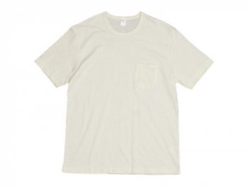 ENDS and MEANS Pocket Tee NATURAL