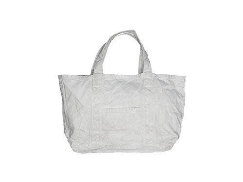 TOUJOURS Tote Bag S SMOKE WHITE