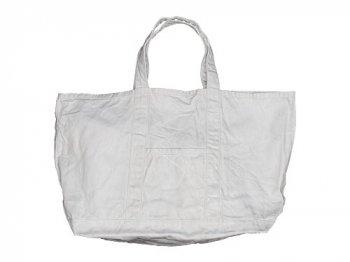 TOUJOURS Tote Bag M SMOKE WHITE
