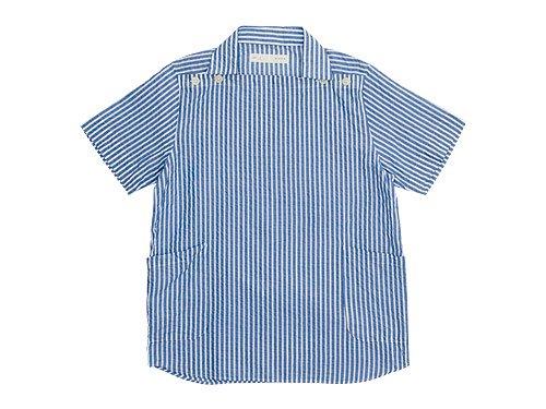nisica デッキマンシャツ 半袖 / 半袖デッキマンカットソー