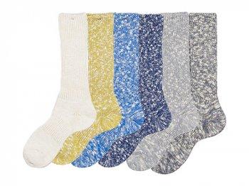 LUCKY SOCKS Mix Rib Socks