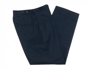 blanc west point wide pants NAVY
