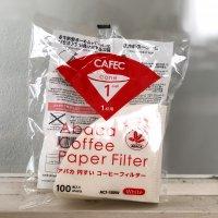 アバカ 円すい コーヒーフィルター1-2杯用100枚
