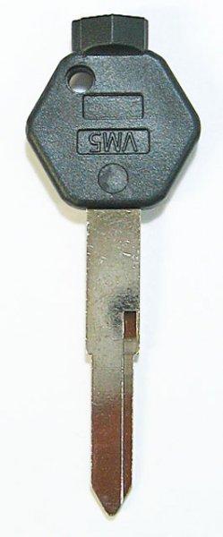 NEW・ホンダ・バイク・マグネットヘッド付・シャッターキー作製(M409)