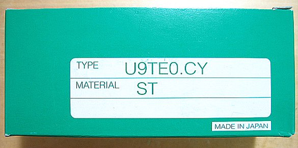 ミワ U9 TE0. CY シリンダー (ST)