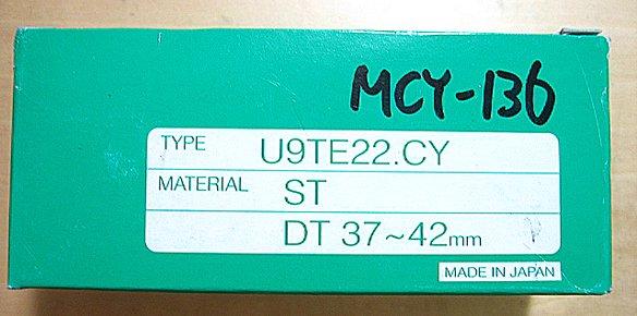 ミワ U9 TE22. CY シリンダー (ST DT37-42mm)