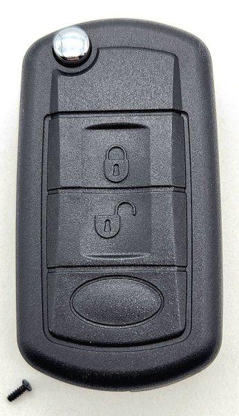 アフター製・`04-`09・ランド(レンジ)ローバー・スイッチブレード・リモート・シェル(HU101)