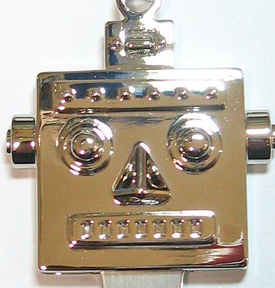 メタルキーカバー・【ロボット】
