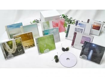 ホリスティック&メディテーションCDベストセレクション CD13枚セット (BOX入)