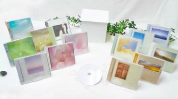 癒しのピアノ&ハープ ベストセレクション CD13枚セット (BOX入)