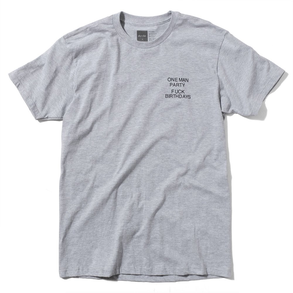 ベンデイビス CHOCOLATE SKATEBOARDS SOLITARY ANIMALS TEE 詳細画像