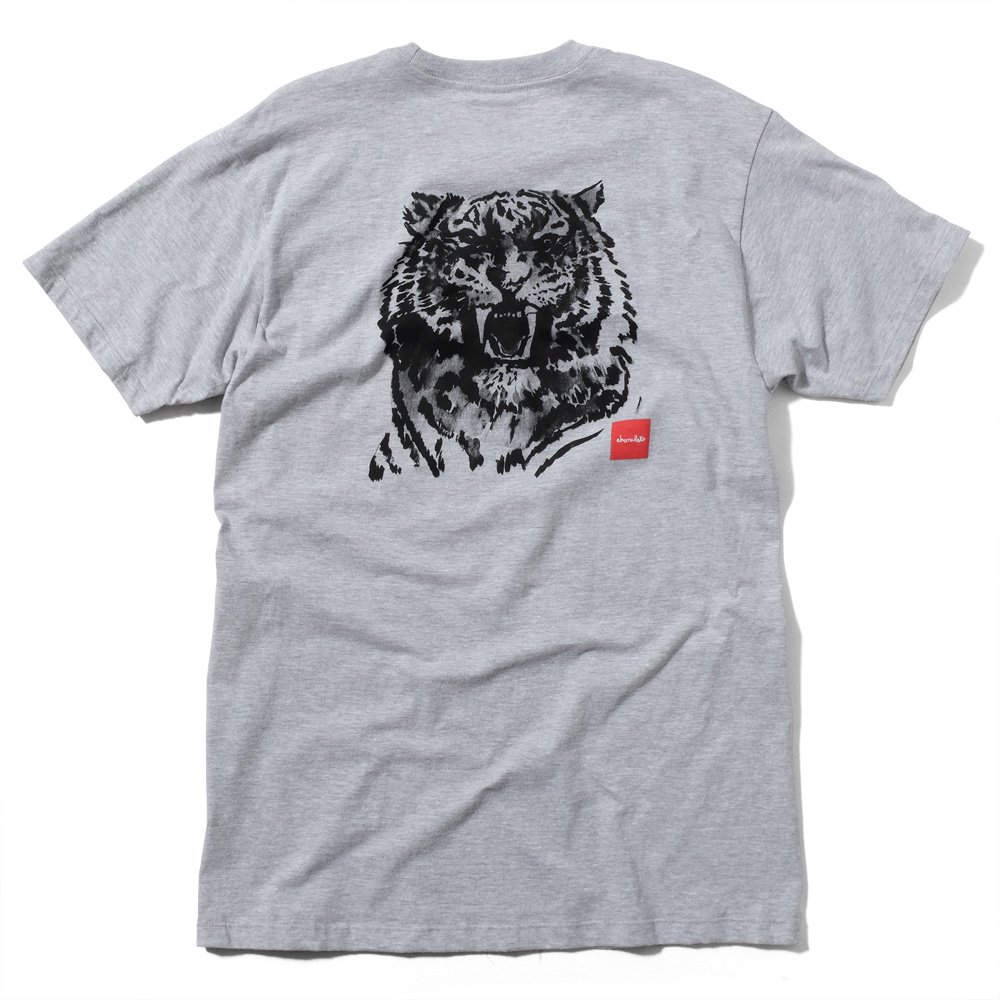 ベンデイビス CHOCOLATE SKATEBOARDS SOLITARY ANIMALS TEE 詳細画像1