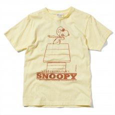 PEANUTS - SNOOPY  ��RED BARON�� TEE
