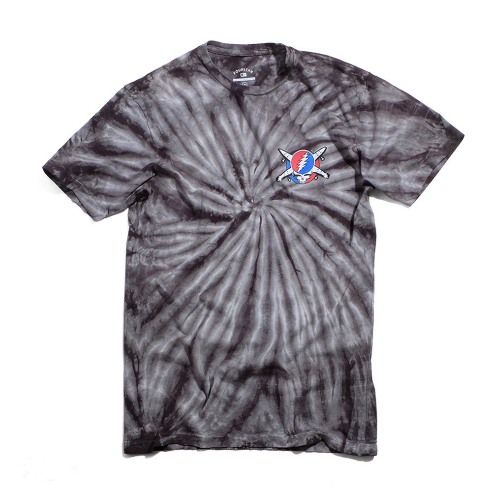ベンデイビス FOURSTAR CLOTHING JERRY PIRATE TIE DYE TEE 詳細画像