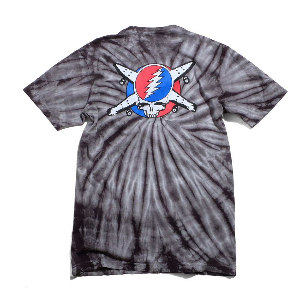 ベンデイビス FOURSTAR CLOTHING JERRY PIRATE TIE DYE TEE 詳細画像1