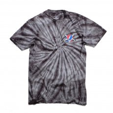 FOURSTAR CLOTHING JERRY PIRATE TIE DYE TEE