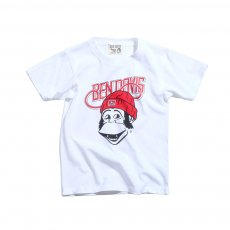 KIDS KNIT CAP TEE
