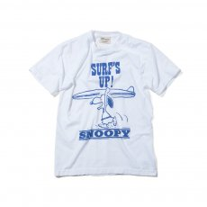 PEANUTS - SNOOPY  ��SURF'S UP�� TEE